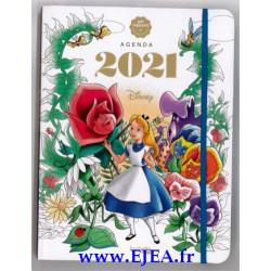 Agenda Disney 2021...