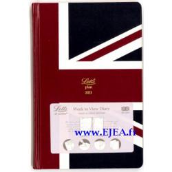 Agenda Letts 2021 Icon Book...