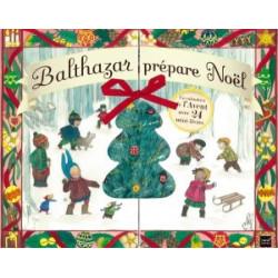 Balthazar prépare Noël...