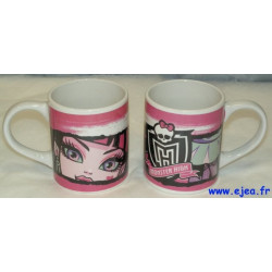 Monster High mini mug visage