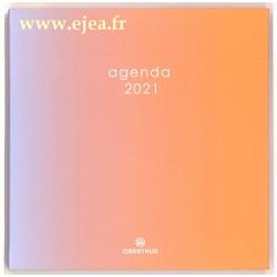 Agenda 2021 Sunset 16 carré...