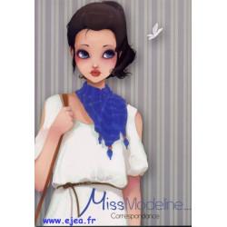 Miss Modeline Bloc A5 gris
