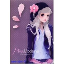 Miss Modeline Bloc A5 violet