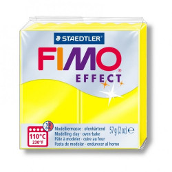 Fimo Effect neon Jaune 101