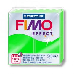 Fimo Effect neon Vert 501