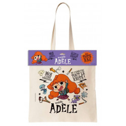 Mortelle Adèle Tote Bag