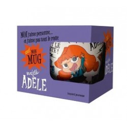 Mortelle Adèle Le Mug