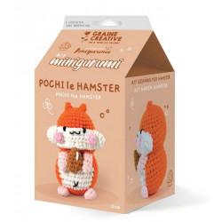 Kit Minigurumi Pochi le...