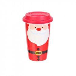 Mug de transport Père Noël