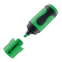 Mini surligneur Edding 7 Vert