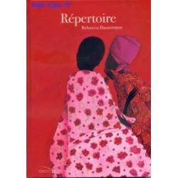 Répertoire Rébecca Dautremer