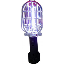 Baladeuse Cob LED noire