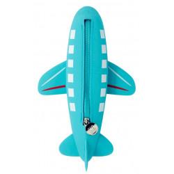 Trousse Avion bleu