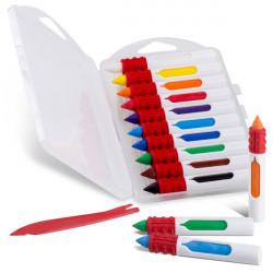 Crayons de cire Primo