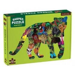 Puzzle Forme Forêt...