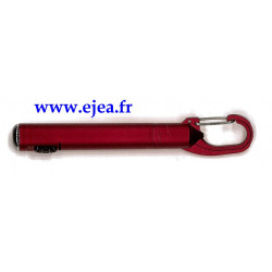 Stylo LED porte-clé Rouge