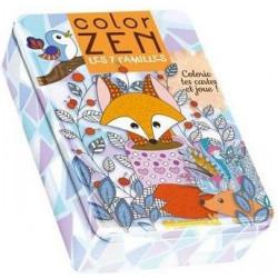 Color Zen Les 7 Familles