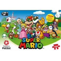 Puzzle Super Mario 500 pièces