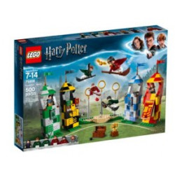 Lego Harry Potter Le match...