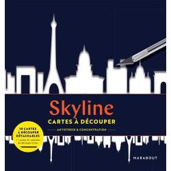 Skyline Cartes à découper