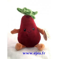 Peluche Fruity's Aubergine