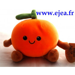 Peluche Fruity's Orange