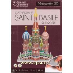Maquette 3D Cathédrale...
