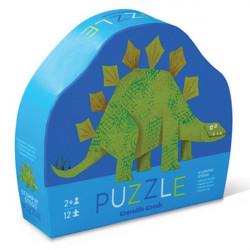 Puzzle Stégosaure 12 pièces