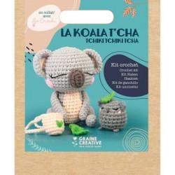 La Koala T'cha Kit crochet...