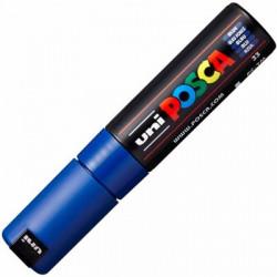 Marqueur Posca PC7M Bleu Foncé