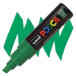 Marqueur Posca PC8K Vert Foncé