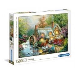 Puzzle Cottage 1500 pièces