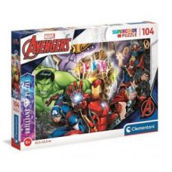 Puzzle Marvel Avengers 104...