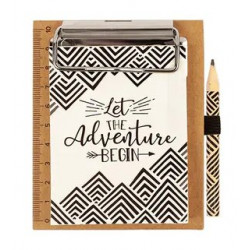 Mini clipboard Adventure...