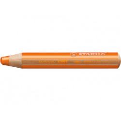 Crayon Woody 3 en 1 Orange