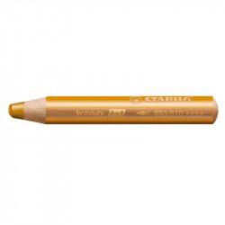 Crayon Woody 3 en 1 Doré