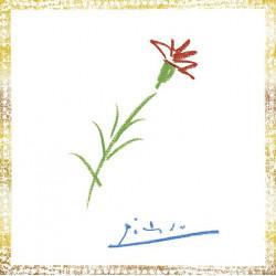 Carte double Le Musée Fleur...