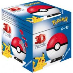 Puzzle 3D Pokémon Pokéball