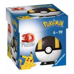 Puzzle 3D Pokémon Hyperball