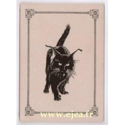 Carnet A5 Chat Noir