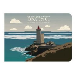 Mini Carnet France Brest