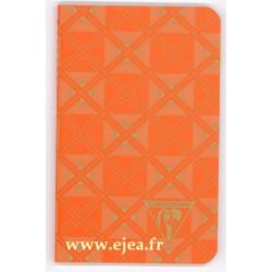 Carnet Neo Deco A7 orange...