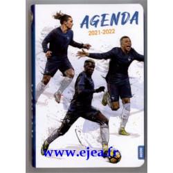Agenda scolaire Foot...