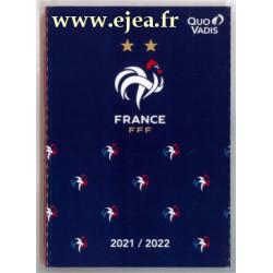 Agenda scolaire FFF 2021/2022