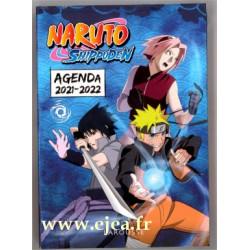 Agenda scolaire Naruto...