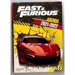 Agenda scolaire Fast &...