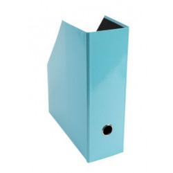 Porte-revues Aquarel Bleu -...