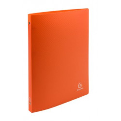Classeur souple Opak Orange...