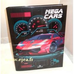 Classeur MegaCars Grand format