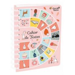 Cahier de textes Louise et...
